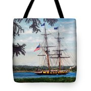 The Tall Ship Niagara Tote Bag