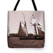Tall Ships 3 Tote Bag