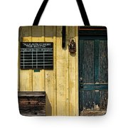 Tallulah Falls Rail Bulletin Tote Bag by Kenny Francis
