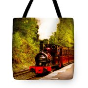 Talyllyn Railway 4 Tote Bag
