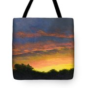 Tamarac Sunset Tote Bag