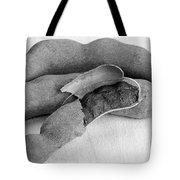 Tamarindo Whole Black And White Tote Bag