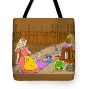 Tammy And Her Playmates Tote Bag