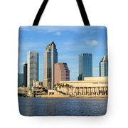 Tampa Bay Classic View Tote Bag
