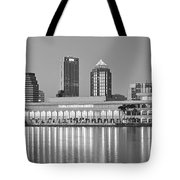 Tampa Panorama Tote Bag