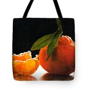 Tangelo Slices Tote Bag