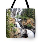 Tangle Falls Tumble Tote Bag