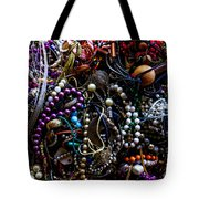 Tangled Baubles Tote Bag
