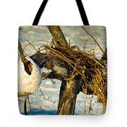 Tangled Driftwood Tote Bag
