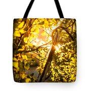 Tangled Flare Tote Bag