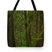 Tangled Forest Tote Bag