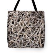 Tangled Ropes Tote Bag