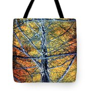 Tangled Web 2 Tote Bag