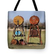 Tanks For The Memories Tote Bag