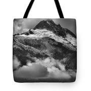 Tantalus Mountains - Canadian Coastal Mountain Range Tote Bag