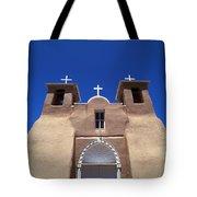 Taos Mission Tote Bag