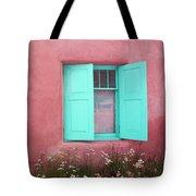 Taos Window I Tote Bag