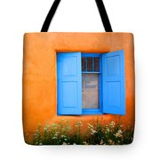 Taos Window IIi Tote Bag