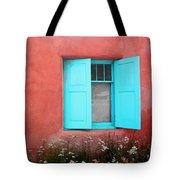 Taos Window Iv Tote Bag