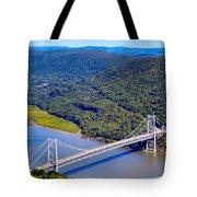 Bear Mountain Bridge 2 Tote Bag