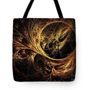Tapestry Tote Bag by Elizabeth McTaggart