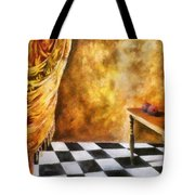 Tapestry Tote Bag by Michelle Calkins