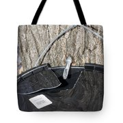 Tapped Tote Bag