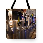 Tapped Out Tote Bag