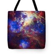 Tarantula Nebula 2 Tote Bag