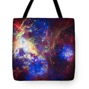 Tarantula Nebula 6  Tote Bag by Jennifer Rondinelli Reilly - Fine Art Photography