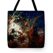 Tarantula Nebula Tote Bag by Amanda Struz