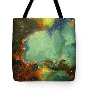 Tarantula Nebulae Tote Bag