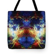 Tarantula Reflection 2 Tote Bag by Jennifer Rondinelli Reilly - Fine Art Photography