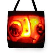 Tarboy Pumpkin Tote Bag