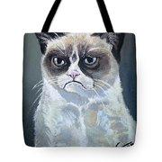 Tard - Grumpy Cat Tote Bag