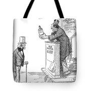 Tariff Bill, 1921 Tote Bag