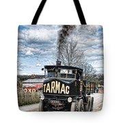 Tarmac Steam Wagon 1 Tote Bag