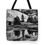 Tarn Reflection Tote Bag