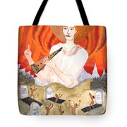 Tarot 20 Judgement Tote Bag