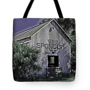 Tarpon Springs Warehouse II Tote Bag