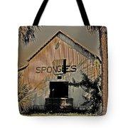 Tarpon Springs Warehouse Tote Bag