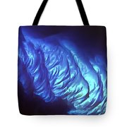 Tarpum Bay Bahamas  Tote Bag by Adam Romanowicz