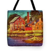 Tarr And Wonson Fading Tote Bag