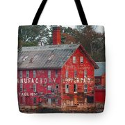 Tarr And Wonson Paint Manufactory Tote Bag