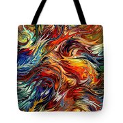Tasmania By Rafi Talby Tote Bag
