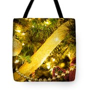 Tassels Under The Tree Tote Bag