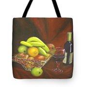 Taste Of Life Tote Bag