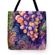 Taste Of The Sun Tote Bag by Zaira Dzhaubaeva