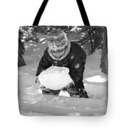 Tasting Winter Tote Bag
