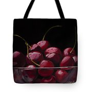 Tasty Cherries Tote Bag